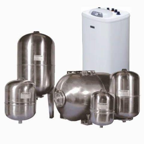 Boilere, rezervoare de acumulare